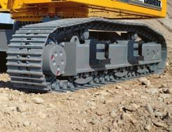 Liebherr Diesel Engine Specifically designed for