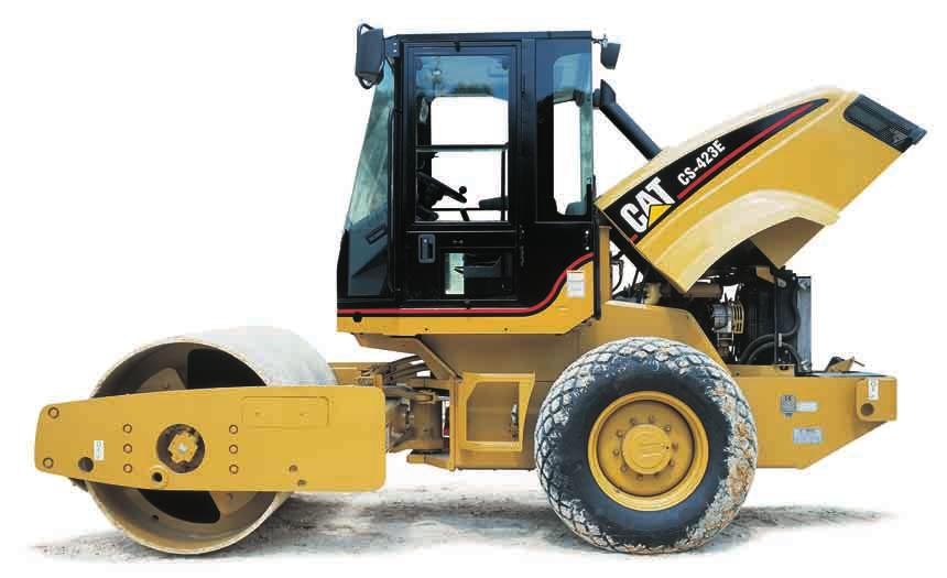 Reliability and Serviceability Reliability and serviceability are integrated into every Caterpillar machine. These important features keep your machine investment profitable. Indicators.