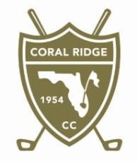 Coral Ridge Country Club 2014 SUMMER CAMP WAIVER FORM Please Note: One completed waiver form MUST be on file before any child can participate in camp.