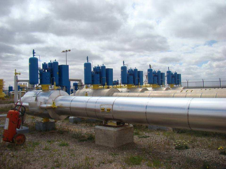 NATURAL GAS, METERING SYSTEM & ANALYZERS CONTRACT : CONTRACT