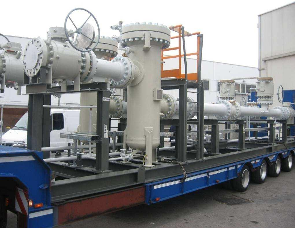 EGYPT CRUDE OIL METERING SYSTEM & PROVER CONTRACT :