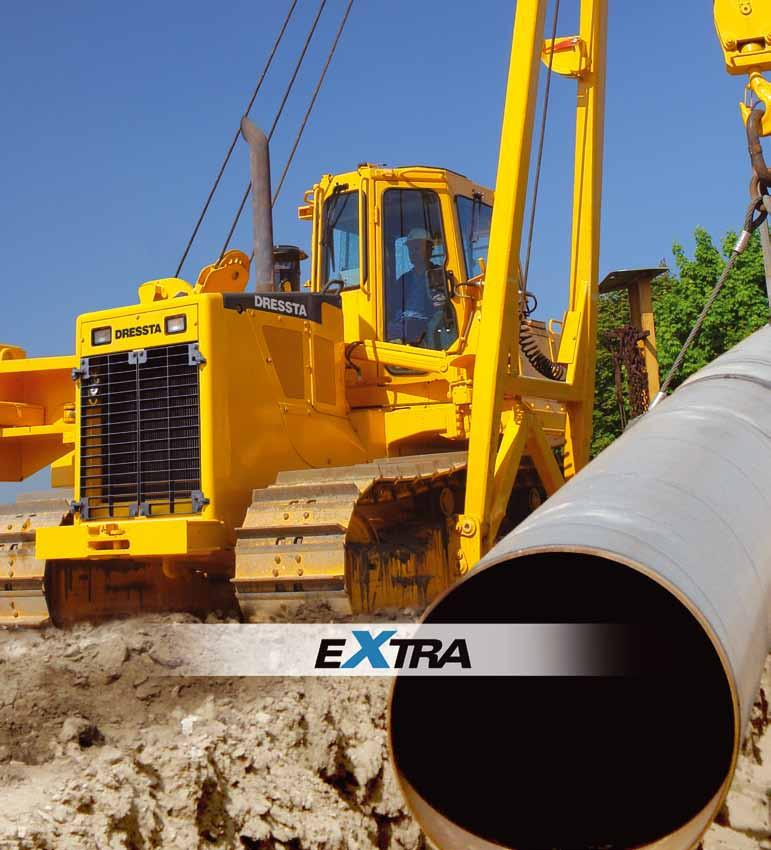 SB-30M PIPELAYER Net Horsepower 140 kw (188 hp) Max Lifting