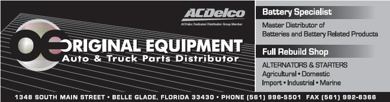 Those who know batteries choose ACDelco. For years, studies have proved that ACDelco batteries are among the most durable and longest lasting on the market.