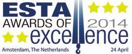 ESTA AWARDS SHORTLIST The shortlist has been announced for the awards entries in the fast-approaching ESTA Awards of Excellence evening in Amsterdam.