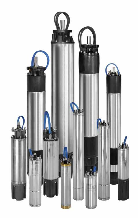 FOR MULTISTAGE SUBMERSIBLE PUMPS (MSS)