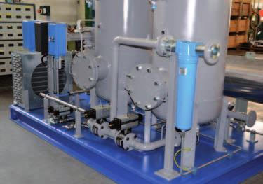molecular sieve and is completed with an automatic
