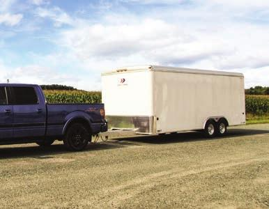 trailers for construction, mobile workshop