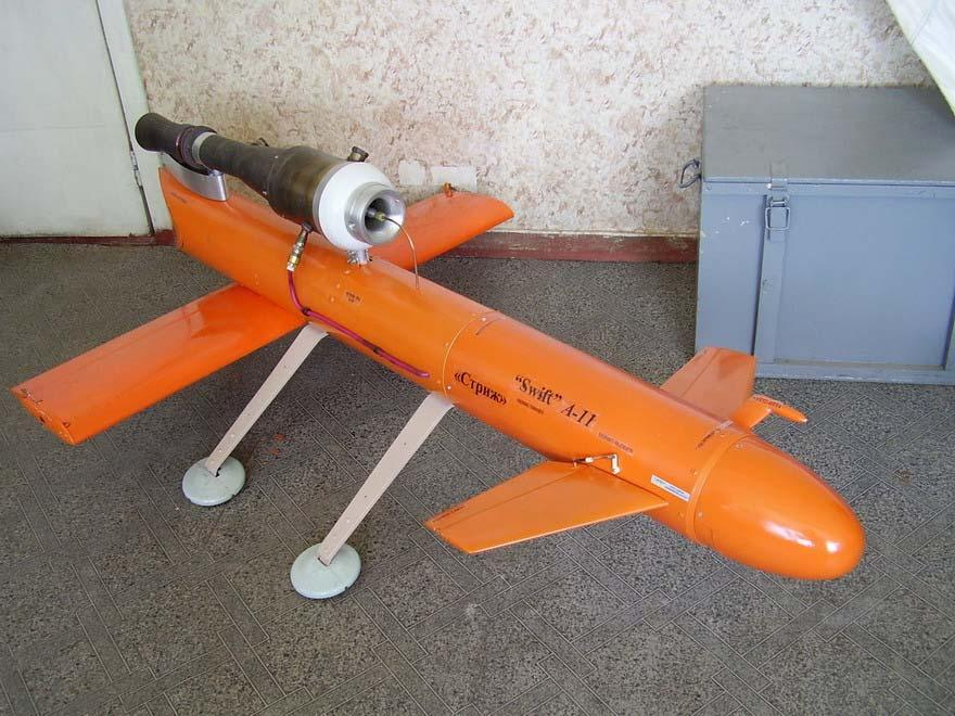 А- 11 «Swift» А- 11 «Swift» it is intended for application as an air target in firing practice calculations of air defence.