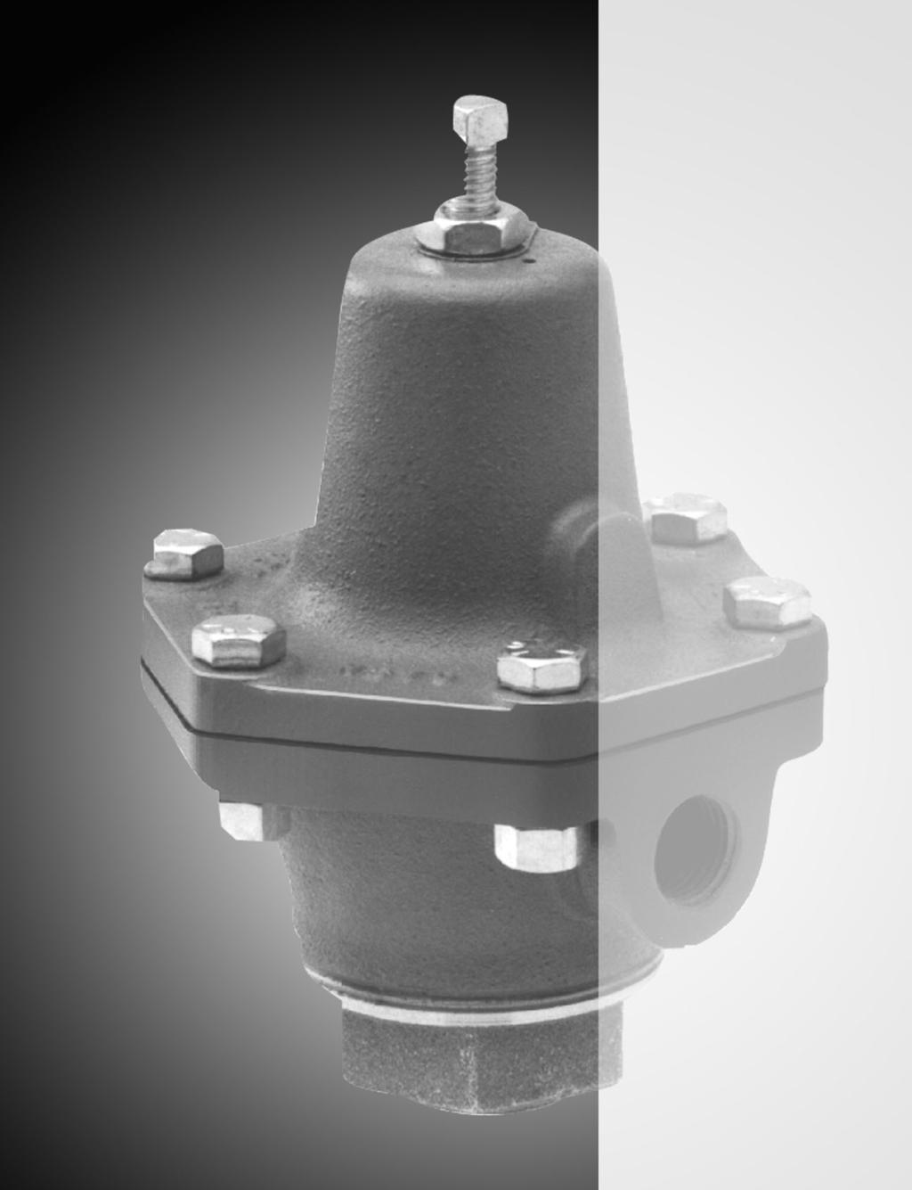 Cash Valve B SERIES REGULATORS ISSUED -