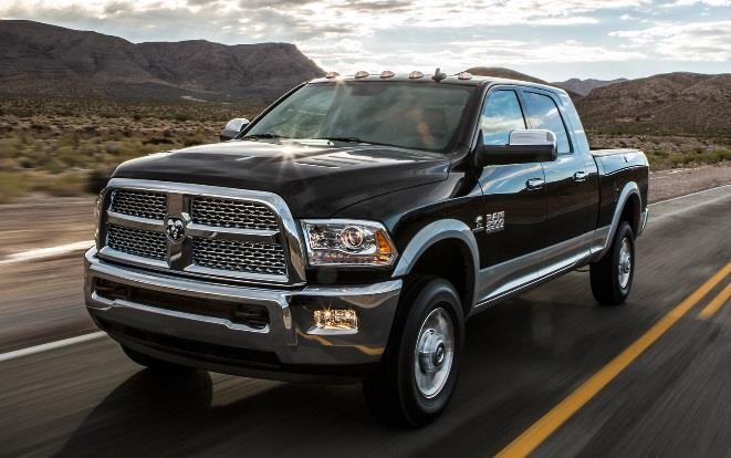 Fastest Growing States for Diesel Pickup