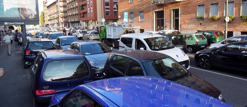 In the past, municipalities merely expanded parking supply in order to attract more and more cars.