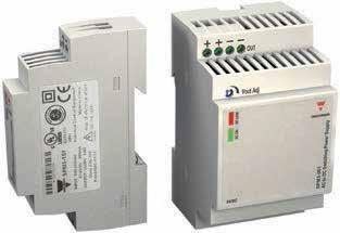 The SPM5BC battery chargers are a range of power supply units which charge lead-acid batteries,