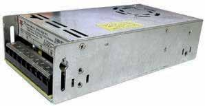 SPPC Compact Enclosed switching power supplies SPPC 150W (w/out PFC) SPPC 150W SPPC 200W SPPC 240W SPPC 320W SPPC 480W SPPC 600W SPPC 800W Compact size: 150W, 200W, 240W, 320W,