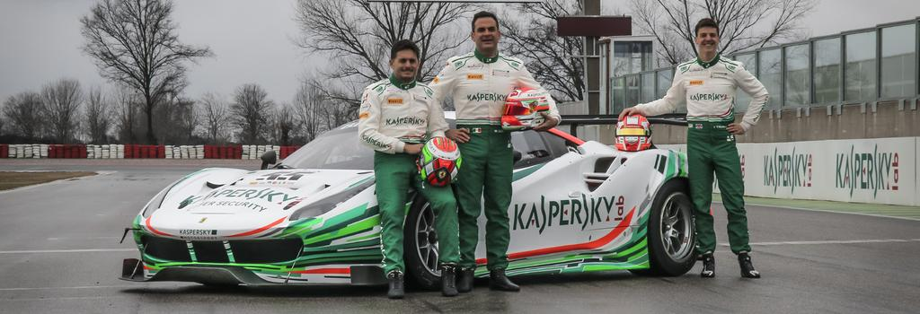 ABOUT KASPERSKY motorsport With a shared love of speed, skill and success, Kaspersky lab s relationship with Scuderia Ferrari continues to go from strength to strength.