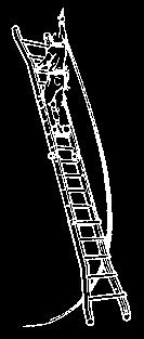 LADDERS MULTI-PURPOSE JAWS TM TELESCOPIC LADDER CSA APPROVED GRADE 1 ANSI APPROVED TYPE 1AA - 375 LBS.