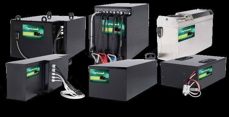 CYCLIC BATTERIES LITHIUM-ION BATTERIES INNOVATIVE ENERGY SYSTEM FOR INDUSTRIAL AUTOMATION FAST CHARGE, WHENEVER YOU WANT +50% charge level in only 30 minutes Complete charge in 2 hours Accepts