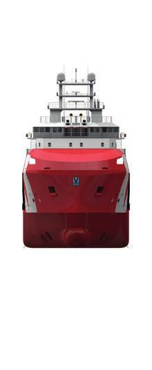 817 m3 Dry bulk 228 m3 (4 x 2,000 ft3) Methanol 190 or 175 m3 Foam 27 or 14 m3 Detergent 27 or 14 m3 Machinery: Main engines 2 x MAK 2,400 kw (3,220 BHP) Propulsion system Twin CPP rudder propellers