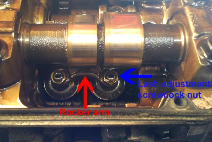 Finding Top Dead Centre (TDC) When adjusting the valve clearance, the valves you re adjusting have to be closed and consequently the associated piston has to be at its highest point, which is