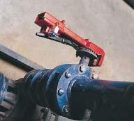 Bu erfly Valve Lockout Created to secure your bu erfly valve efficiently.