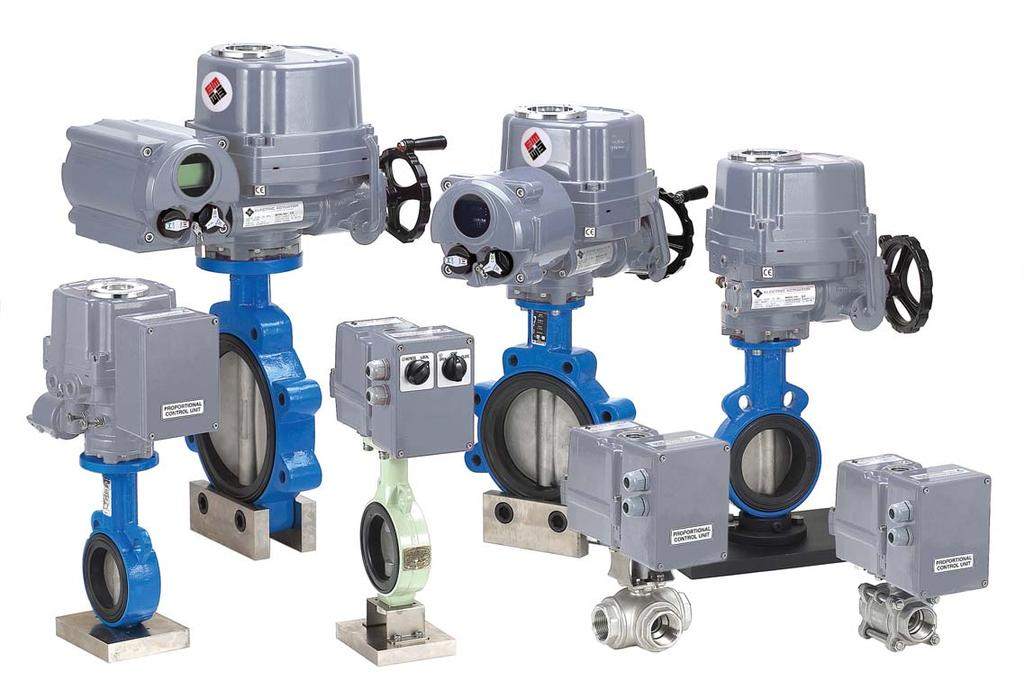 The HQ Series Electric Quarter Turn Actuators are an extension of EIM s world famous 2000 Series M2CP & TEC2000 Actuators.