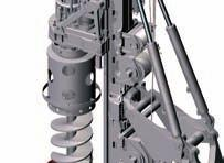 basic machine High pull and push forces High torque Completely self-rigging (no auxiliary machines required)