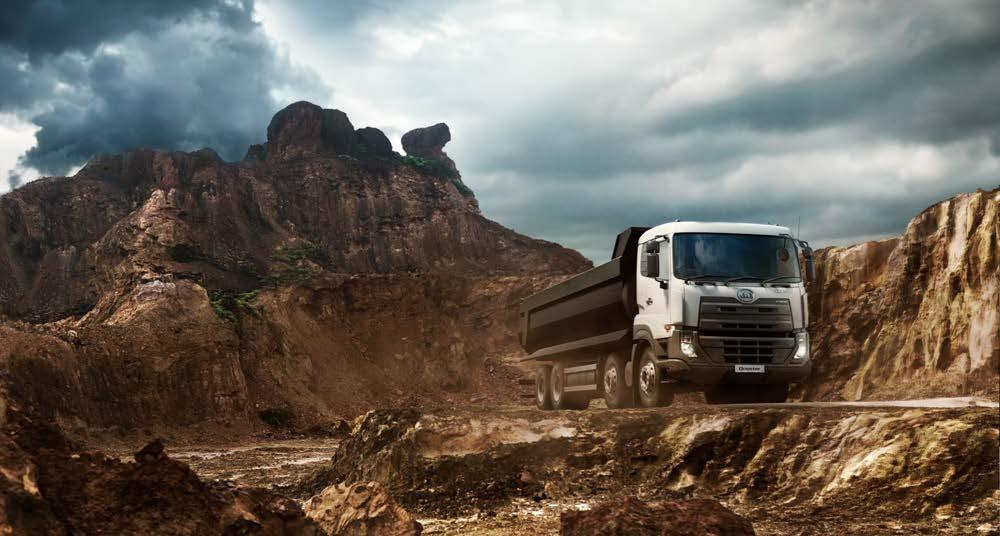 Group Trucks Asia & JV:s Designed to meet the specific needs of the Group s truck