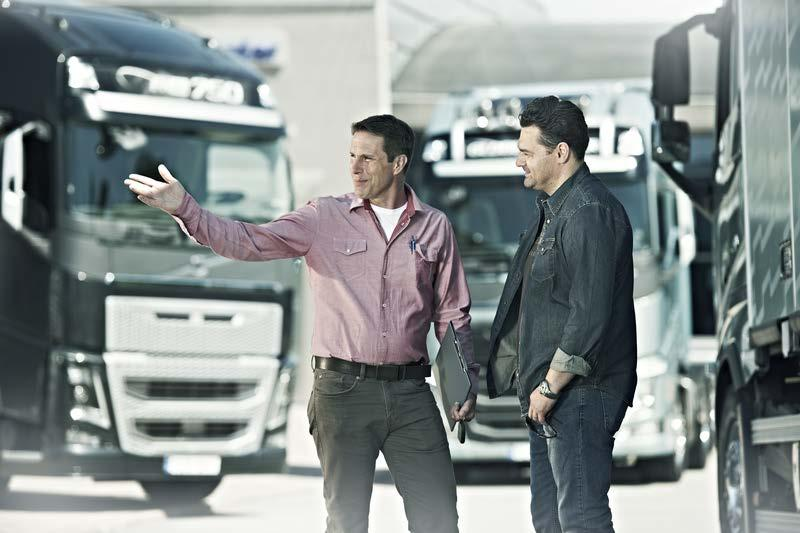Volvo Financial Services Delivers competitive financial solutions which