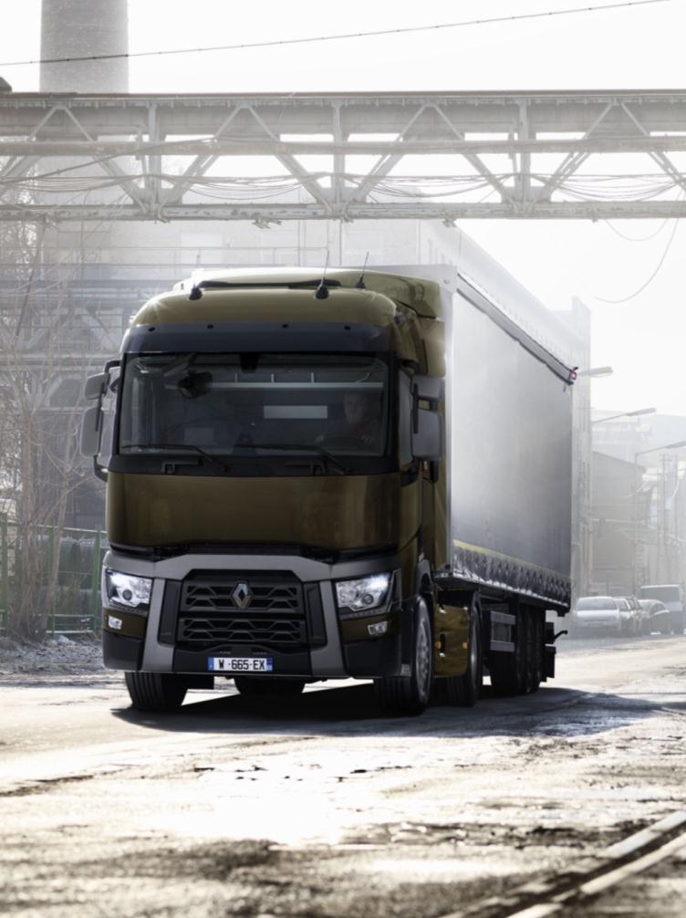 Renault Trucks Since 1894, Renault Trucks supplies transport professionals with robust tools and robust relationships.