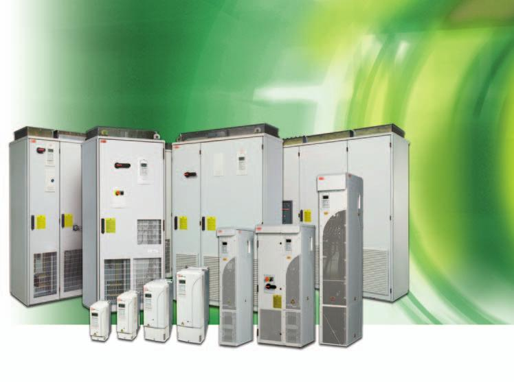 ABB industrial drives ACS800, single drives, 0.