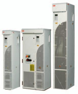 ABB industrial drives ACS800-01 - XXXX - X + XXXX 11 31 02 07 17 37 Free-standing drives, ACS800-02 The free-standing