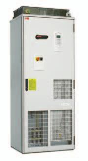 to any application. It covers a wide power range up to 2800 kw and is very compact, the largest drive is only 3.
