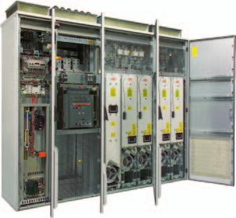 ABB industrial drives ACS800-01 - XXXX - X + XXXX 11 31 02 07 17 37 Cabinet-built regenerative drives, ACS800-17
