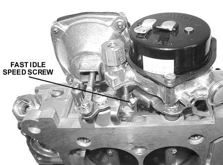 CHOKE ADJUSTMENT: IMPORTANT: Your Holley carburetor has been factory wet-flowed and calibrated. The out of the box settings should be very close for all adjustments.