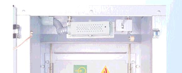 SecoGear Metal Clad Switchgear Breaker