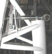 This stop device represents the valid type design and is used in serial production at the time of issuing of this SB. Only on aircrafts where the Rudder Stop Plates as by 3.1.