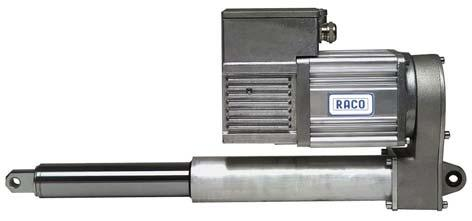 Products Modular Actuator RACO Motors RACO Smart Motor: On Board VFD &