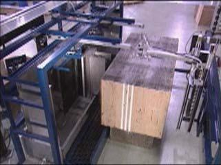 Screening Glass Cutting