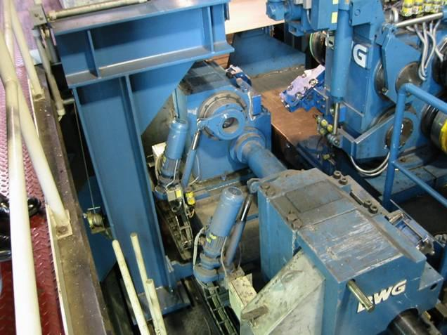 Device for Strip Cutting System RACO