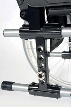 The tension adjustable backrest