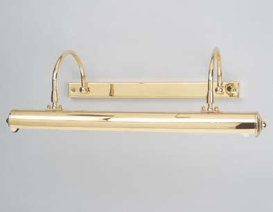 2 545 545 403 x 37 x 20 brass polished Reflector aluminium anodized E 14 incandescent candle lamp max 40W 230V, flexible