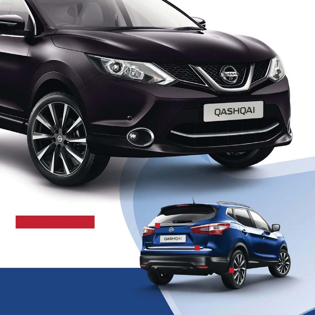 PREMIUM PACK PURE POLISH Add some lustre to your QASHQAI with a pack of fi