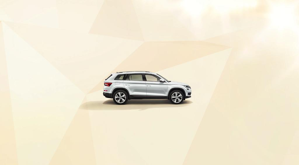 IF YOU VE ENJOYED READING ABOUT IT, IMAGINE DRIVING IT WWW.SKODA.LU www.skoda.lu facebook.