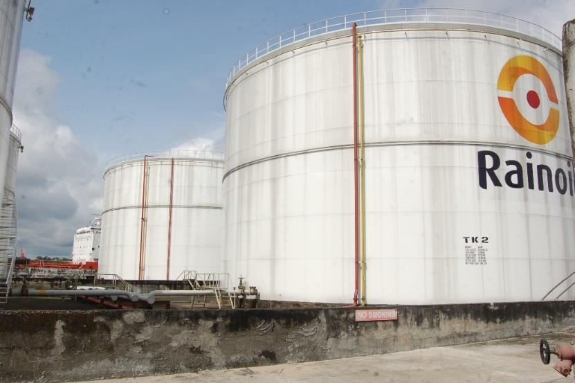 Storage Terminals Also known as a Tank Farm or Oil Depot,...is a storage facility for refined products.