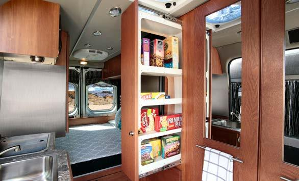 This incredible motorhome offers you the amenities you expect; with the luxuries you dream about at a price you will