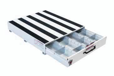 "Extra Wide Compartment 8"" Long Drawer Unit MODEL HEIGHT WIDTH COMPARTMENTS DIVIDERS WEIGHT 0-9"" 0"" 0 lbs. - "" 0"" lbs. 9"" High, "" Long Drawer Unit MODEL WIDTH COMPARTMENTS DIVIDERS WEIGHT - 0"" lbs."