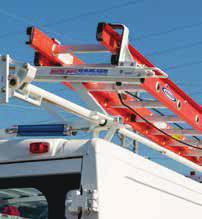 WEATHER GUARD ladder racks offer a range of mounting and accessory options. EZ-GLIDE Ladder Racks The quickest, easiest, and safest drop-down ladder rack system available.