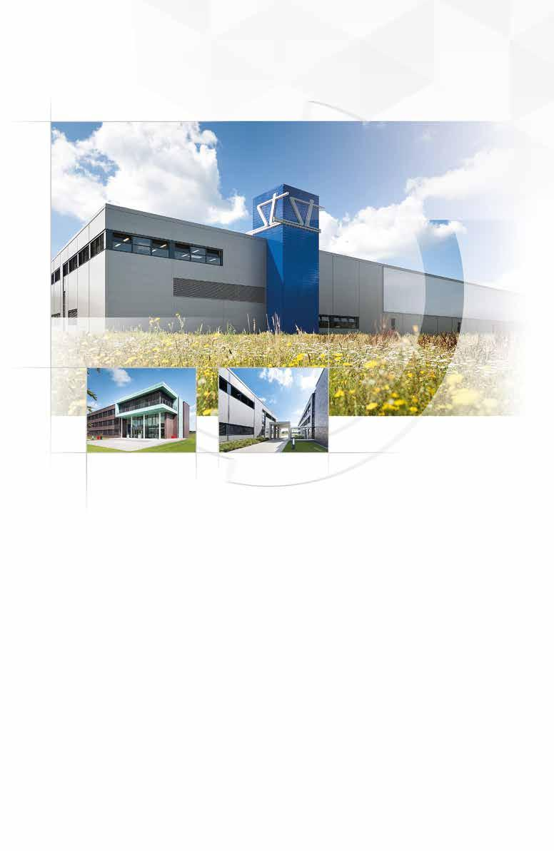 Corporate headquarters and manufacturing facility Schüttorf, Germany We are one of the world s leading manufacturers of energy and data transfer components and systems in industrial and transport