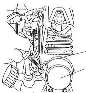 OPERATION Pull the recoil starter lightly 2-3 times. Pull the recoil starter strongly to start the engine.