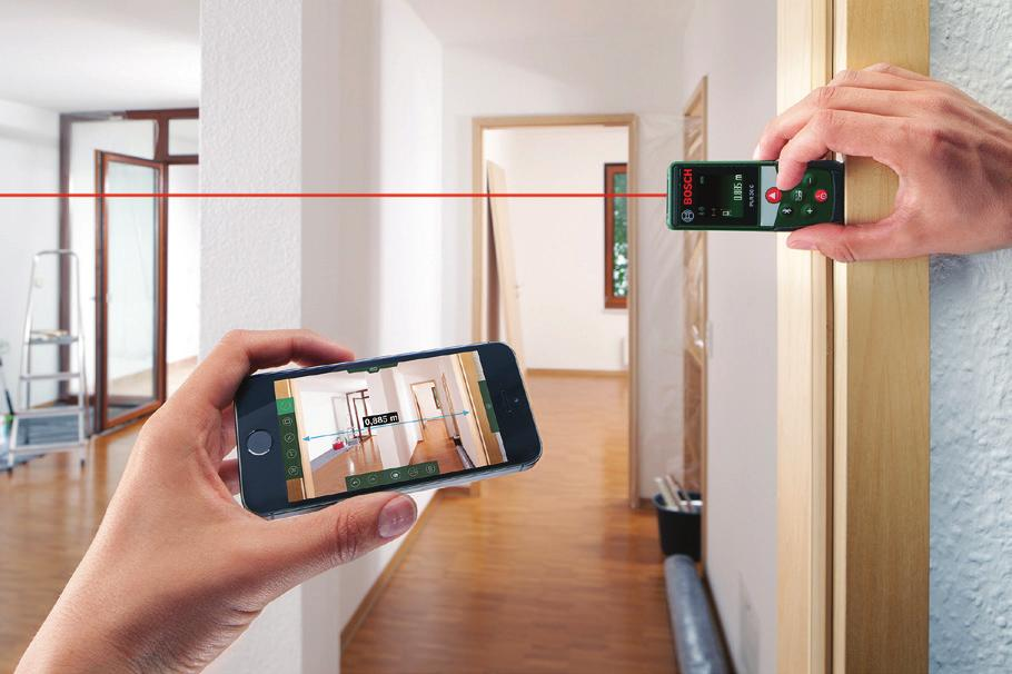 The Bosch Home Connect app from BSH Hausgeräte GmbH already allows home appliances belonging to different brands to be networked and controlled from a single point.