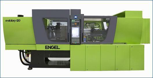 At MD&M Minneapolis 2012, an ENGEL e-victory press will be running a 4 cavity, coldrunner medical umbrella valve mold.
